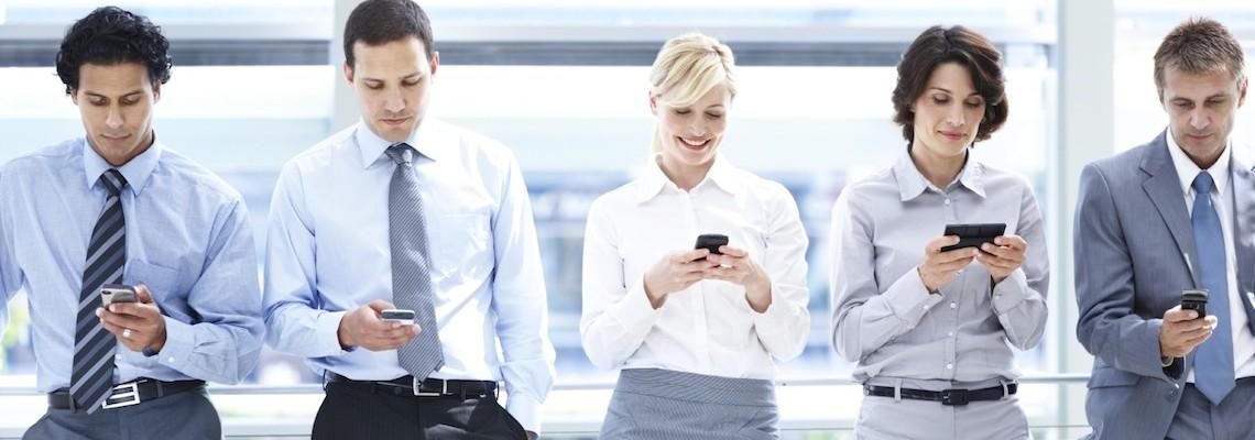 Nieuwe generaties zijn gewend om mobiel samen te werken | eLive