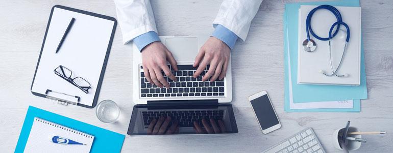 Goede ICT-ondersteuning moet administratieve werkdruk in de zorg verlagen | eLive