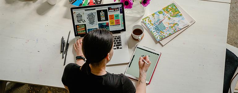Productief thuiswerken | eLive